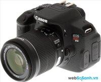 Đánh giá nhanh máy ảnh DSLR Canon EOS Rebel T5i
