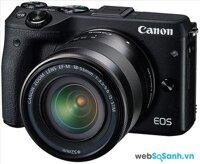 Đánh giá nhanh máy ảnh không gương lật Canon EOS M3