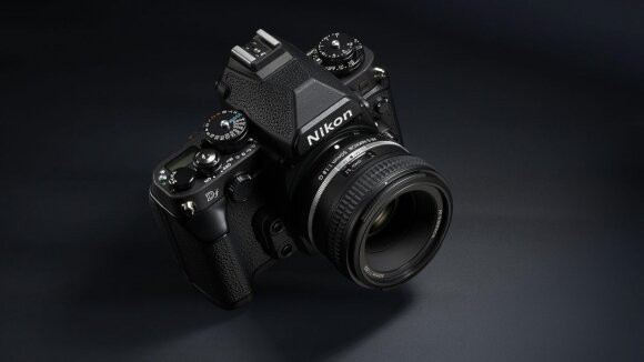 Đánh giá nhanh máy ảnh Nikon Df