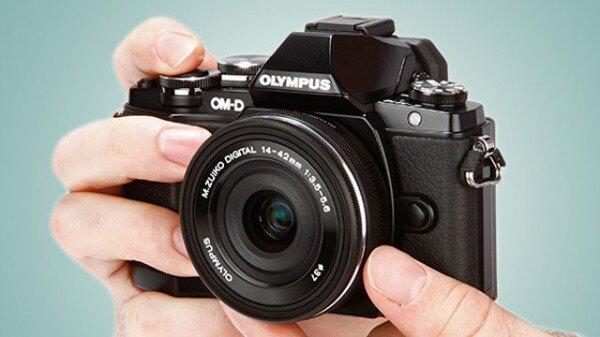 Đánh giá nhanh máy ảnh Olympus OM-D E-M10