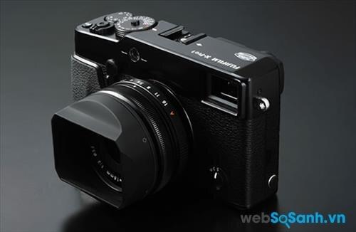 Đánh giá nhanh máy ảnh Fujifilm X-Pro1
