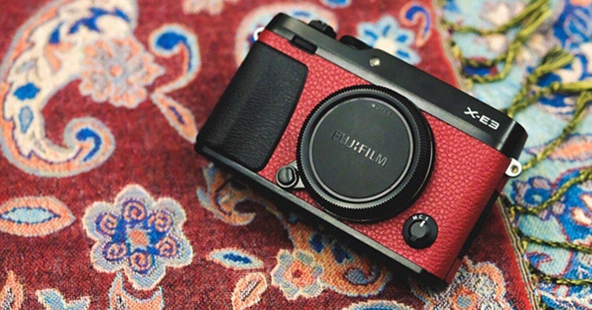 Đánh giá nhanh máy ảnh Fujifilm X-E3: Sự kết hợp giữa hoài cổ, hiện đại