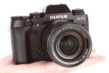 Đánh giá nhanh máy ảnh Fujifilm X-T1