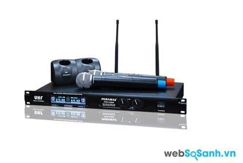 Đánh giá nhanh Micro không dây GUINNESS MU-200