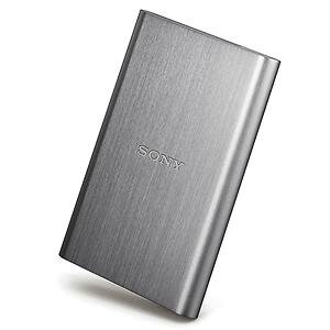 Đánh giá nhanh ổ cứng cắm ngoài Sony Standard 1TB, USB 3.0