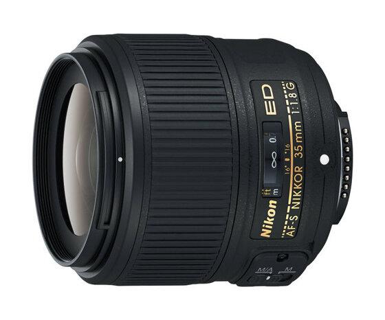 Đánh giá nhanh ống kính giá rẻ Nikon 35mm f/1.8G ED dành cho máy ảnh dòng FX
