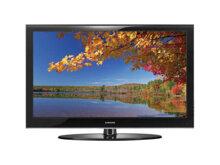Đánh giá nhanh tivi Samsung LNA550