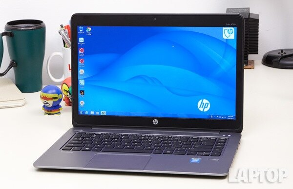 Đánh giá nhanh Ultrabook HP EliteBook Folio 1040