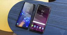 Đánh giá những điểm nổi bật trên bộ đôi Galaxy S9 và S9 Plus