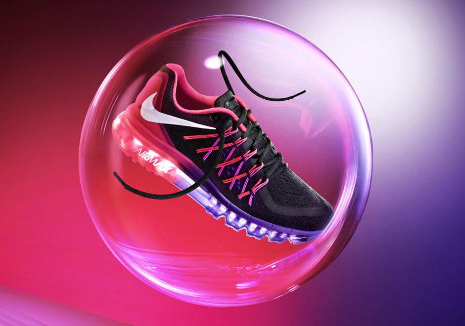 """Đánh giá Nike Air Max 2015, đôi giày của những """"tín đồ thể thao"""""""