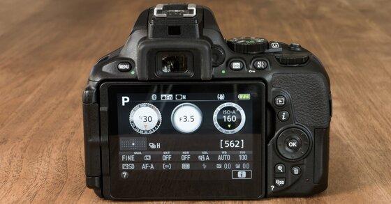 Đánh giá Nikon D5600: Cập nhật nhẹ của chiếc máy ảnh vốn đã xuất sắc