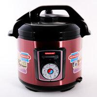 Đánh giá nồi áp suất điện cơ 5 lít giá rẻ Sunhouse SH1755
