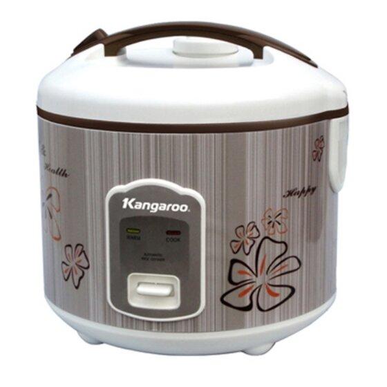Đánh giá nồi cơm điện Kangaroo KG370S - Thiết kế đẹp, nấu cơm nhanh