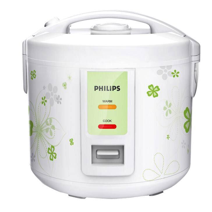 Đánh giá nồi cơm điện Philips HD3017: Thương hiệu uy tín, thiết kế đẹp mắt