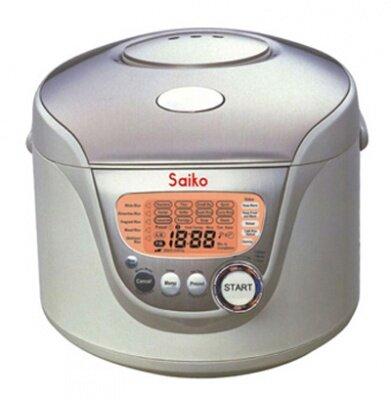 Đánh giá nồi cơm điện Saiko RC-1805ET: Thiết kế độc đáo, công nghệ hiện đại