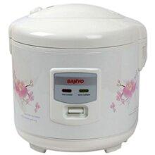 Đánh giá nồi cơm điện Sanyo ECJ-SP18AWF: Thiết kế đơn giản, tiết kiệm điện năng