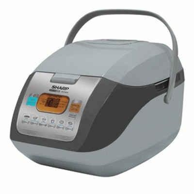 Đánh giá nồi cơm điện Sharp KS-COM19V