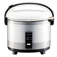 Đánh giá nồi cơm điện Sharp KS-1800: Công nghệ hiện đại và thông minh