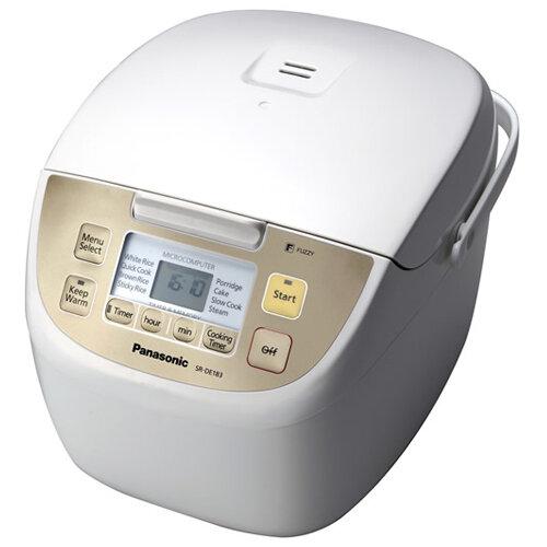 Đánh giá nồi cơm điện Panasonic SR-DE183: Đa năng và an toàn