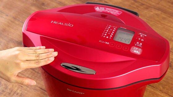 Đánh giá nồi nấu tự động Sharp Healsio KN-H24VNA có tốt không từ A-Z