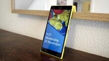 Đánh giá Nokia Lumia 1520 – Phần 1 ( Thiết kế, Màn hình và Hiệu suất)