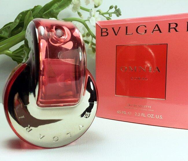Đánh giá nước hoa BVLGARI Omnia Coral hương hoa cỏ trái cây