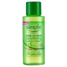 Đánh giá nước hoa hồng Simple Kind to Skin Soothing Facial Toner
