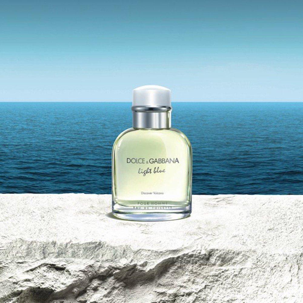 Đánh giá nước hoa nam Dolce & Gabbana Light Blue Discover Vulcano Pour Homme