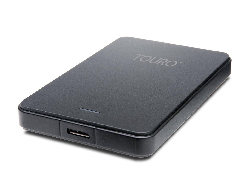 Đánh giá ổ cứng di động Hitachi Touro 1TB, USB 3.0