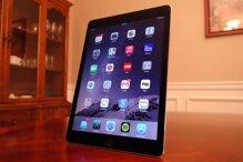 Đánh giá pin iPad Air 2 dung lượng 18h hỗn hợp có tốt hơn Galaxy Tab A
