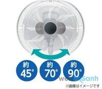 Đánh giá quạt Hitachi HEF-110R hàng nội địa Nhật