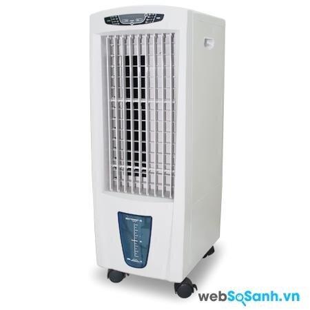 Đánh giá quạt hơi nước cao cấp Sanyo REF-B110MK2