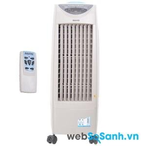 Đánh giá quạt hơi nước công suất cao Sanyo REF-B100MK3