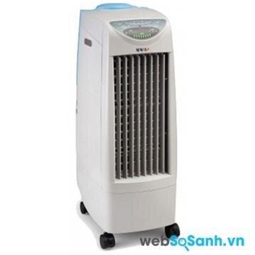 Đánh giá quạt hơi nước công suất lớn thiết kế đẹp Neway AC838