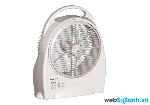 Đánh giá quạt tích điện Asiavina QS1001