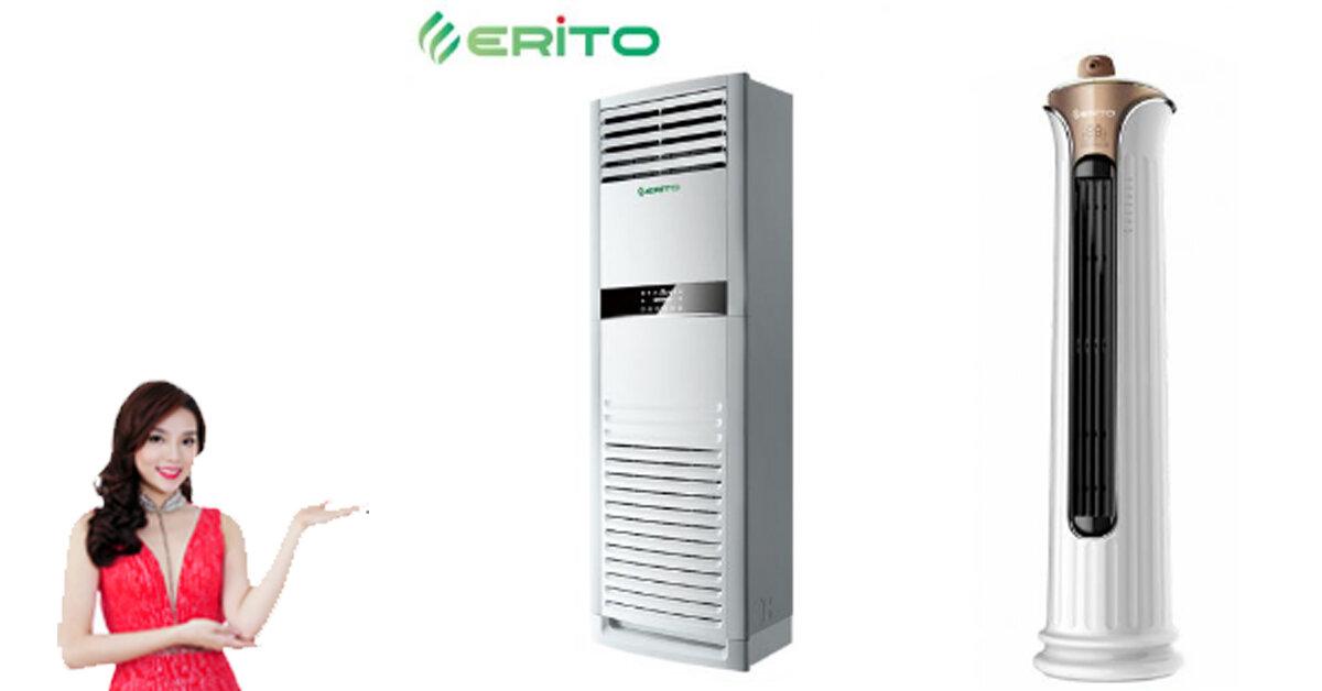 Đánh giá review điều hòa tủ đứng Erito – Chất lượng Nhật giá thật tốt