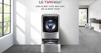 Đánh giá review LG Twin Wash : giặt & vắt 2 lồng cùng lúc như vũ điệu tình yêu của bạn – Đây là chiếc máy giặt bán chạy số 1 thế giới và ai cũng muốn trải nghiệm nó