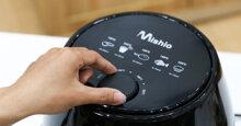Đánh giá review nồi chiên không dầu Mishio có tốt không ? Nên mua không ? Giá bao nhiêu ?