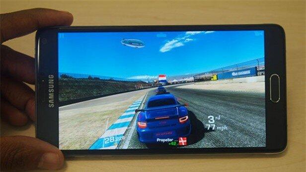 Đánh giá Samsung Galaxy Note 4 – Màn hình sắc nét đến khó tin (Phần 2: Màn hình và camera)