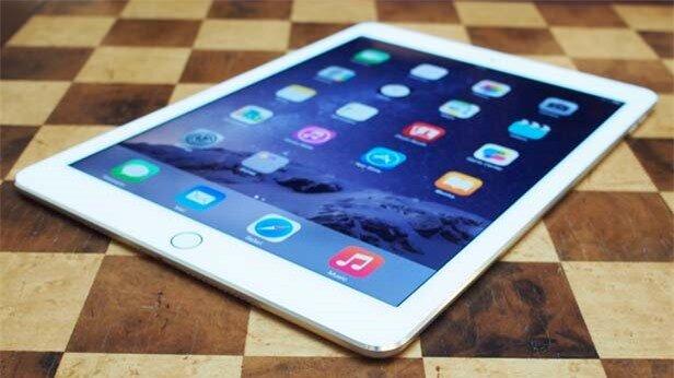 Đánh giá siêu phẩm iPad Air 2 (Phần 2: Màn hình)