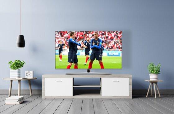 Đánh giá Smart tivi 4K UHD Samsung 55 inch 55NU7100 có tốt không?