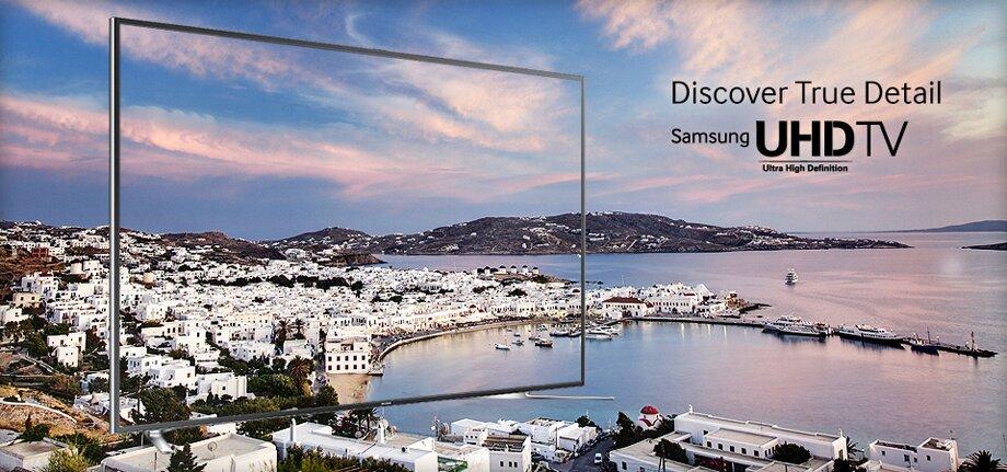Đánh giá Smart Tivi LED 3D Samsung UA65F9000, 4K – UHD (3840 x 2160) – chiếc tivi của tương lai