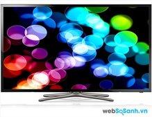 Đánh giá smart tivi LED Samsung UA40F5500 – sống trong từng khoảnh khắc ấn tượng