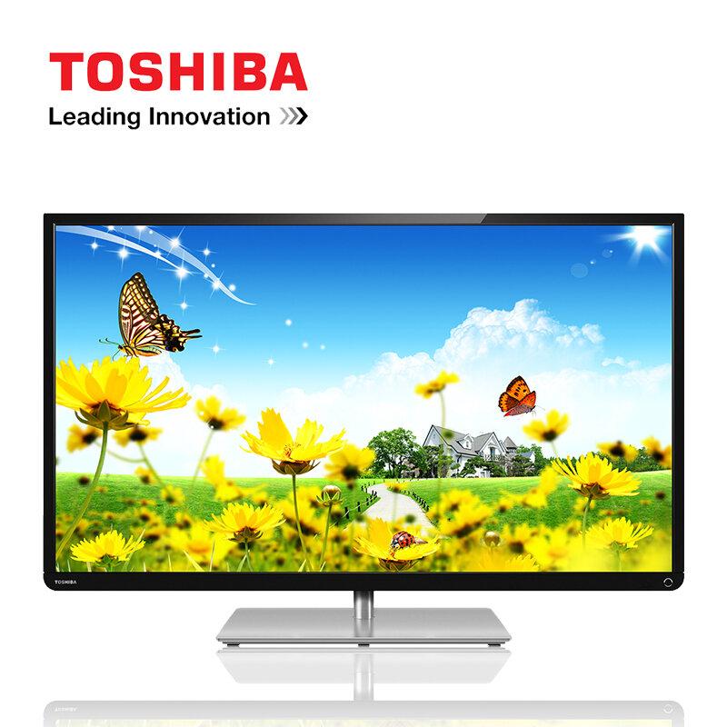 Đánh giá smart tivi LED Toshiba 50L4300 – trải nghiệm hình ảnh Full HD ấn tượng