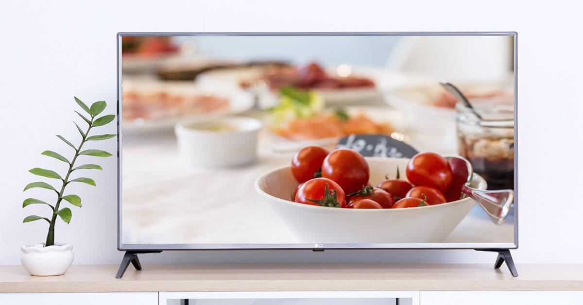 Đánh giá smart tivi LG 43 inch 4K UHD 43UJ632T: Thiết kế chắc chắn, giá rẻ, chất lượng rất tốt