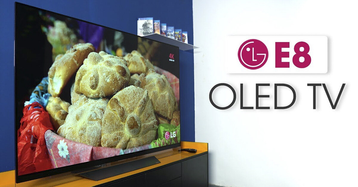 Đánh giá smart tivi LG OLED E8: Một tuyệt tác nghệ thuật mới mà ai cũng muốn sở hữu