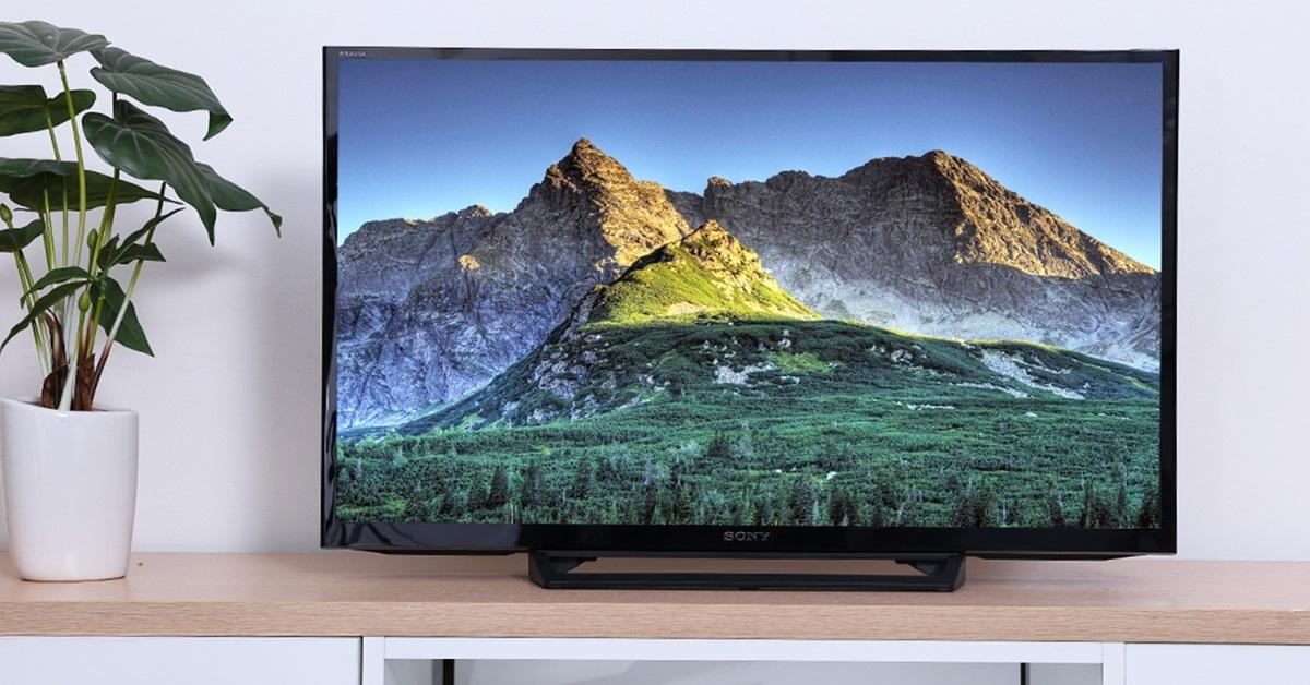Đánh giá smart tivi Sony 32W610G: Giá bình dân, chất lượng đầu bảng!