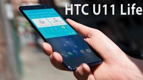 Đánh giá smartphone giá rẻ HTC U11 Life – Phần 2