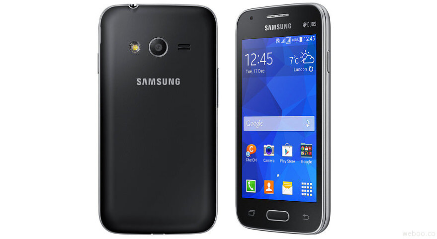 Đánh giá smartphone giá rẻ Samsung Galaxy V Plus