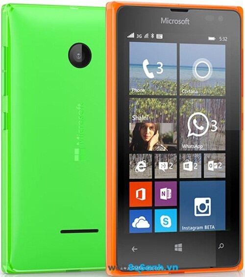 Đánh giá smartphone giá rẻ Lumia 532 của Microsoft